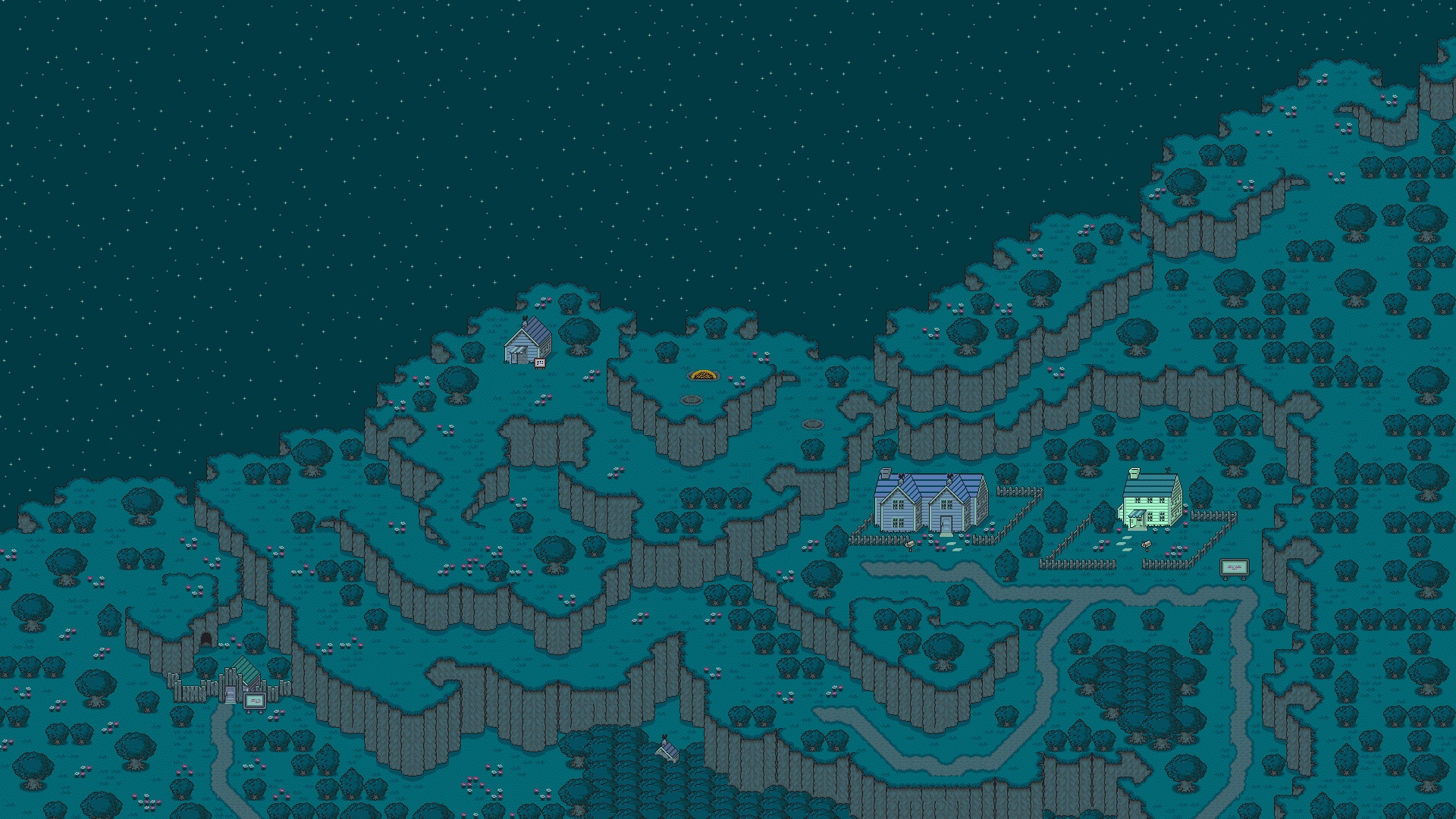 Earthbound Wallpaper Widescreen