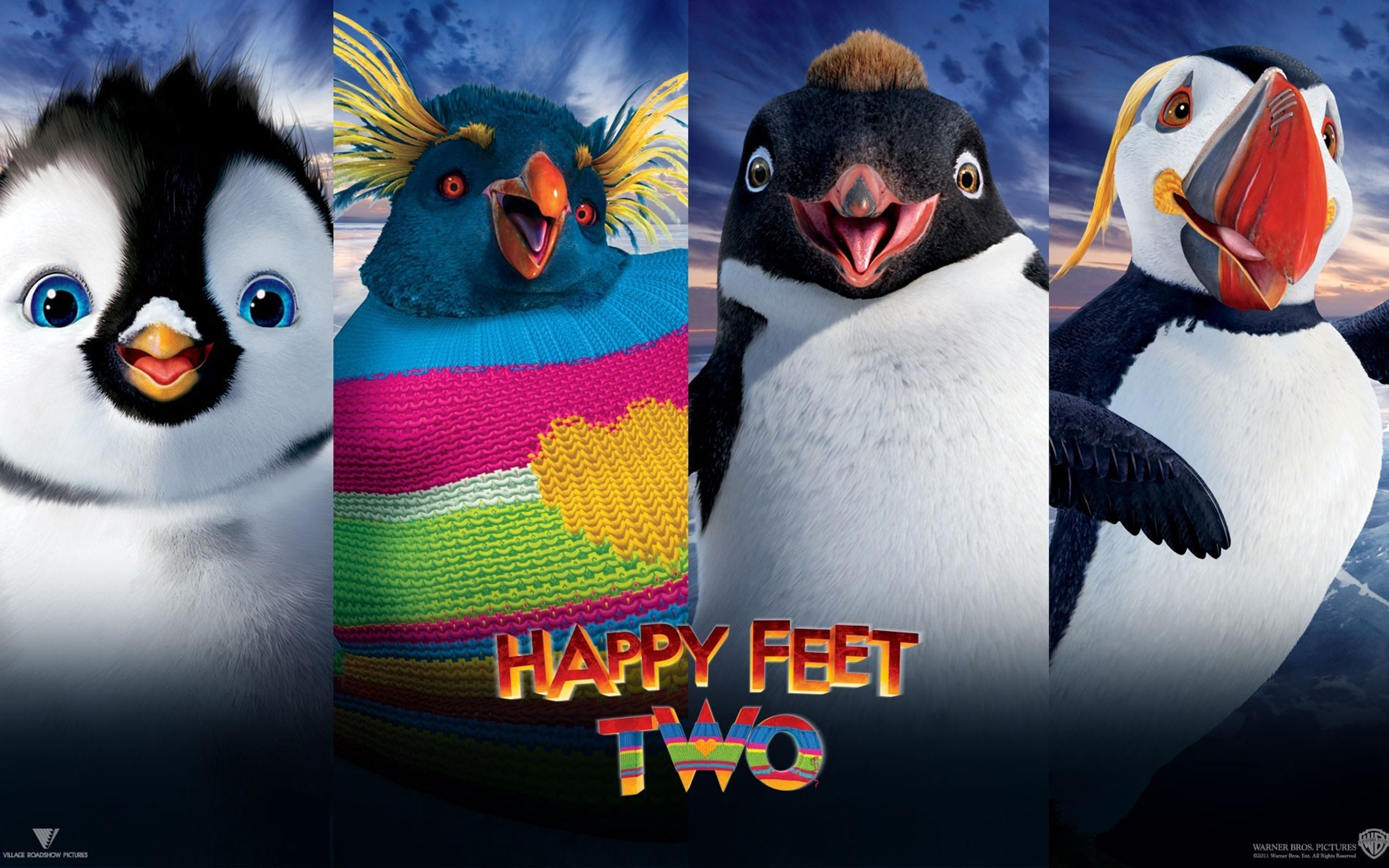 Movie - Happy Feet 2 Wallpaper