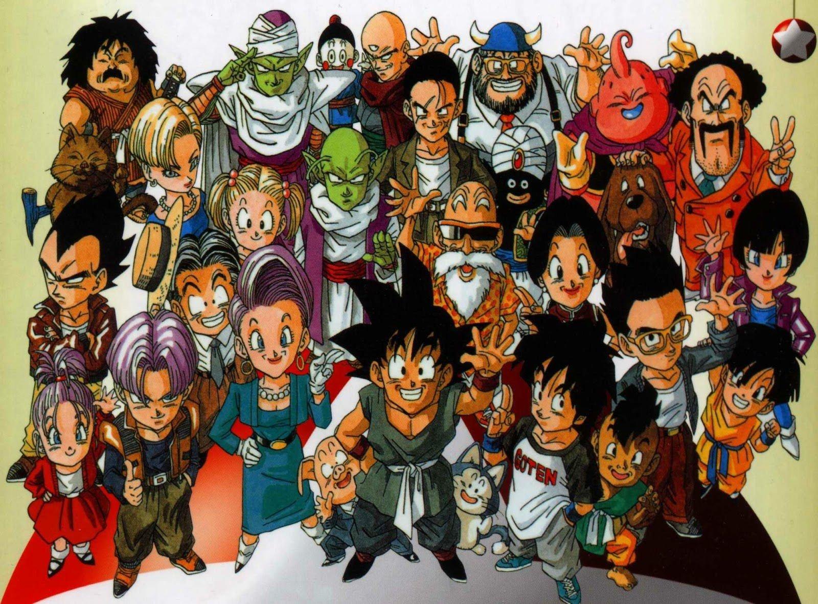 Anime - Dragon Ball Z  Wallpaper