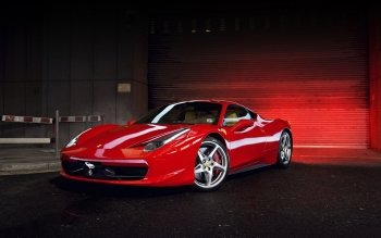 Vehicles - Ferrari 458 Wallpapers and Backgrounds ID : 475953