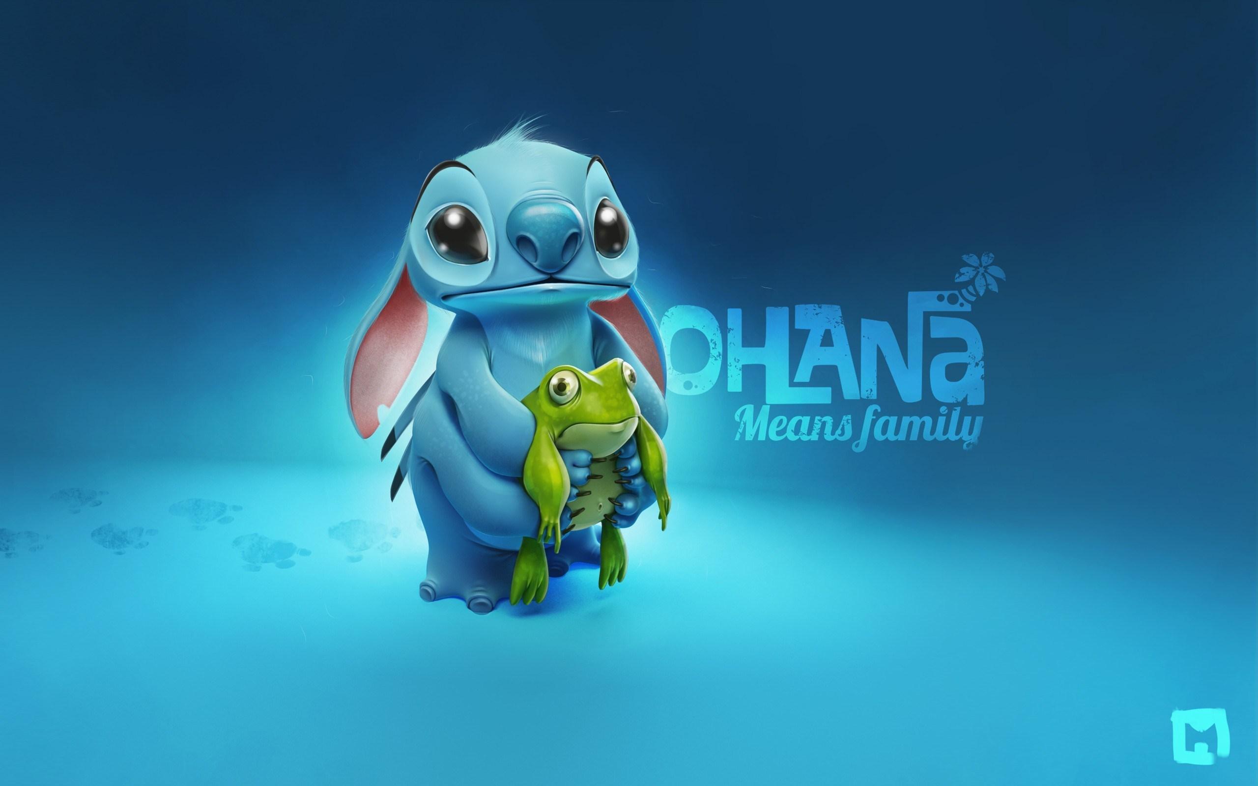 Lilo And Stitch HD Wallpaper