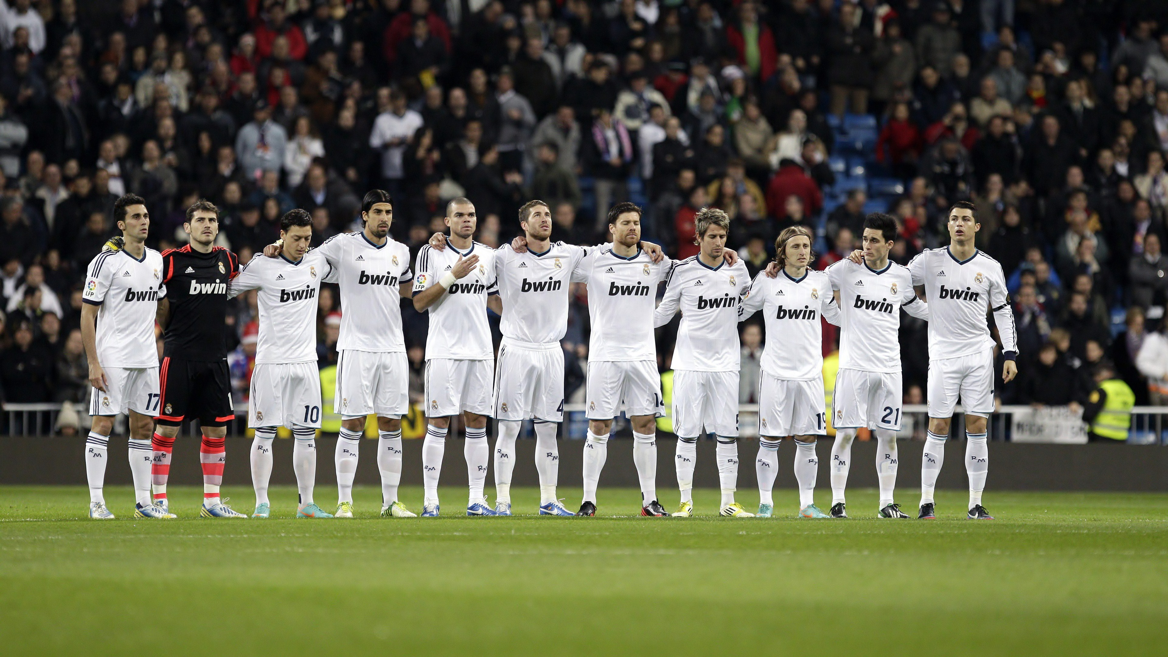 Real Madrid 4k Ultra HD Wallpaper