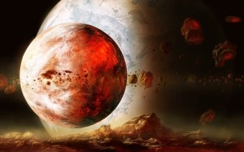 Sci Fi - Planet Wallpapers and Backgrounds ID : 476253