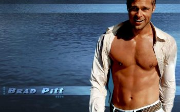 Kändis - Brad Pitt  Wallpapers and Backgrounds ID : 476298