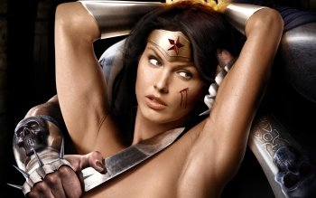 Comics - Wonder Woman Wallpapers and Backgrounds ID : 476400