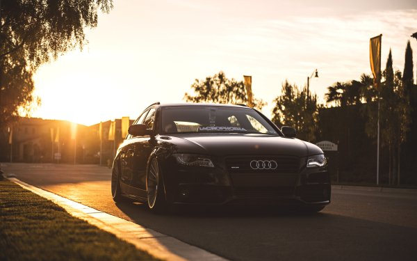 Fahrzeuge Audi A4 Audi HD Wallpaper | Hintergrund