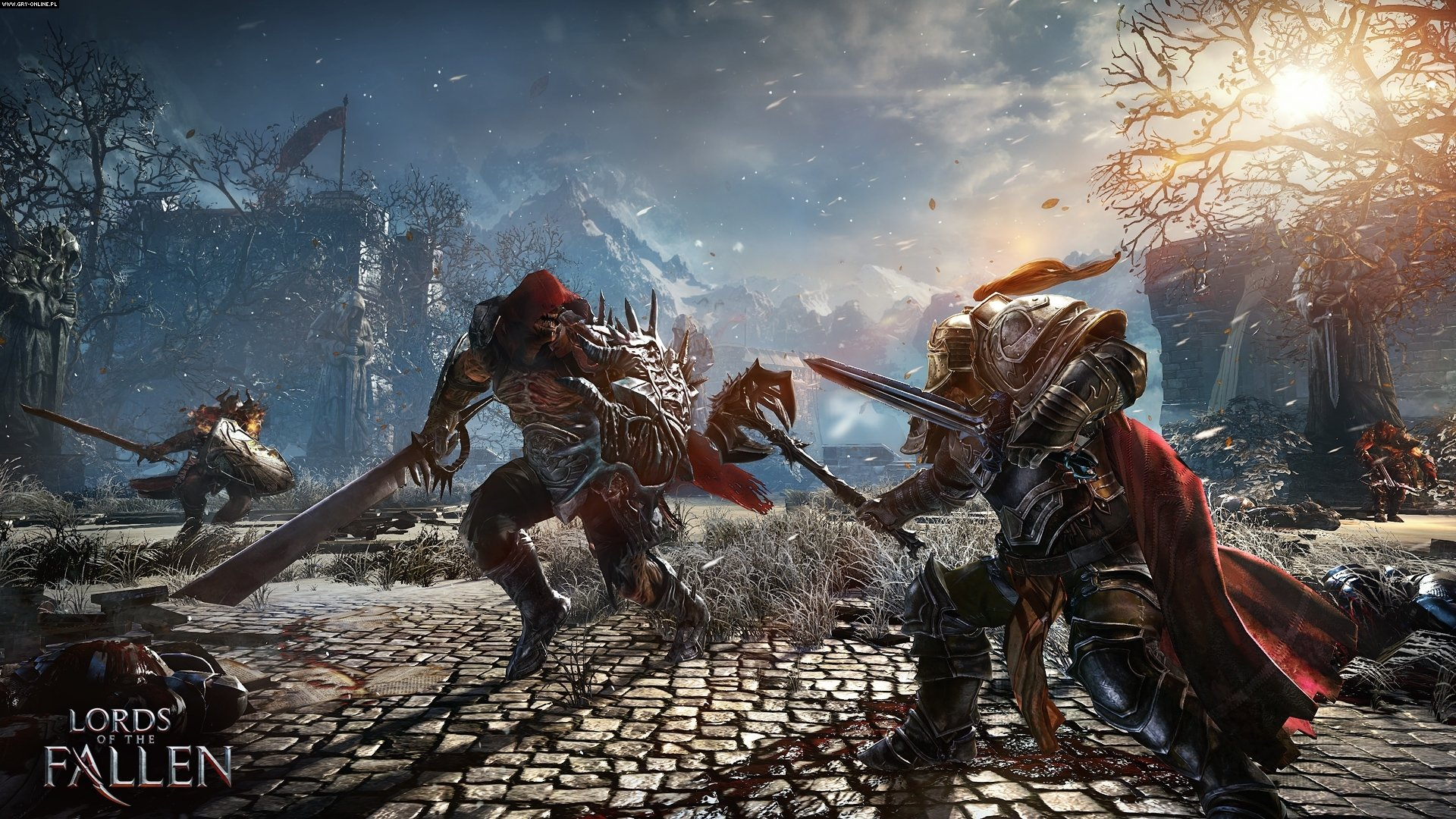 Lords Of The Fallen Hd Wallpaper Background Image 1920x1080