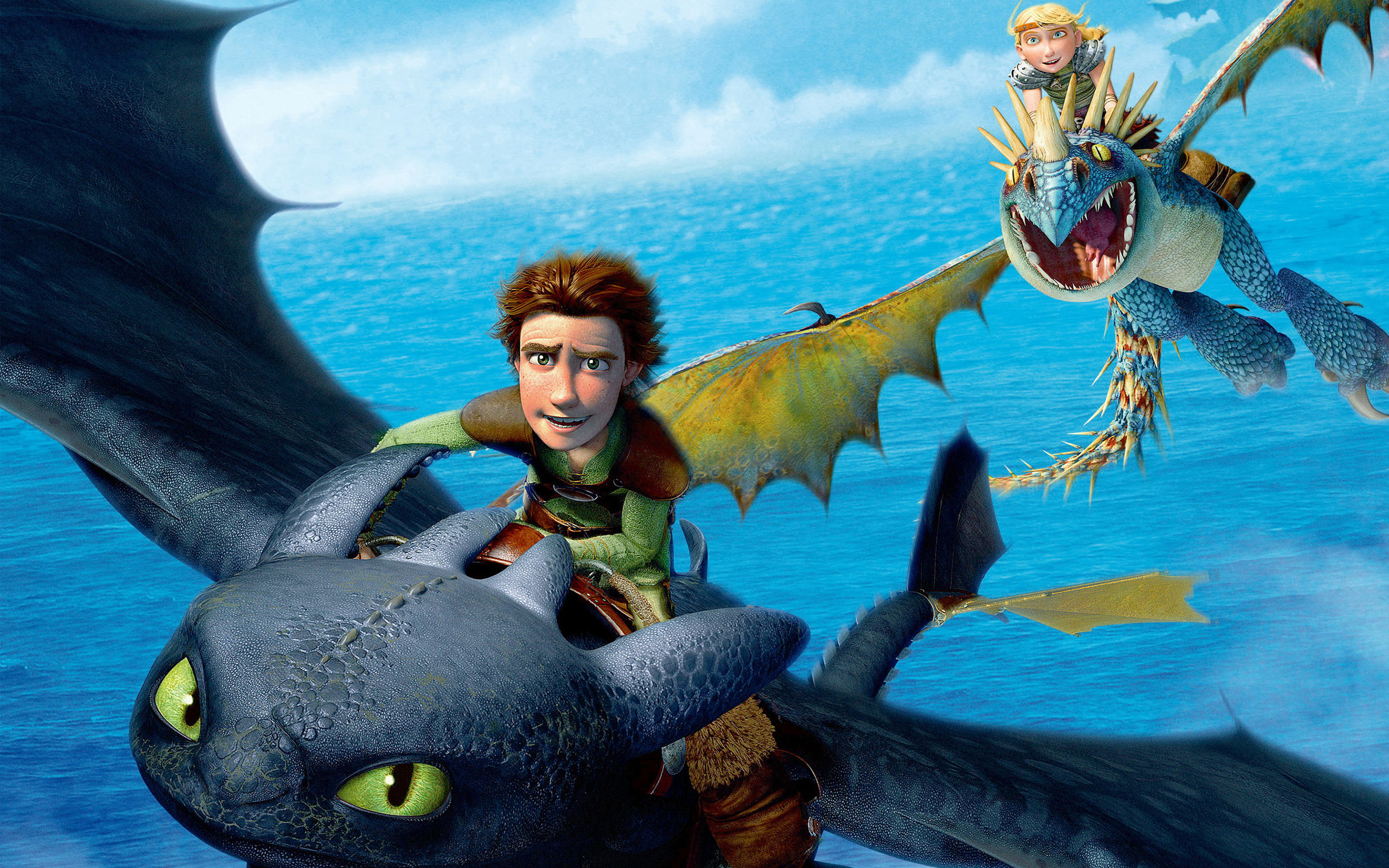 Toothless How To Train Your Dragon Wallpapers ID477687
