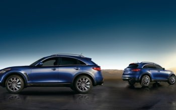 Vehicles - Infiniti Qx70 Wallpapers and Backgrounds ID : 477302