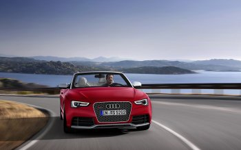 Vehicles - 2014 Audi RS 5 Cabriolet Wallpapers and Backgrounds ID : 477478