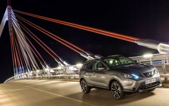 Voertuigen - 2014 Nissan Qashqai Wallpapers and Backgrounds ID : 477660
