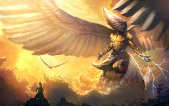 Fantasy - Angel Wallpapers and Backgrounds ID : 477860