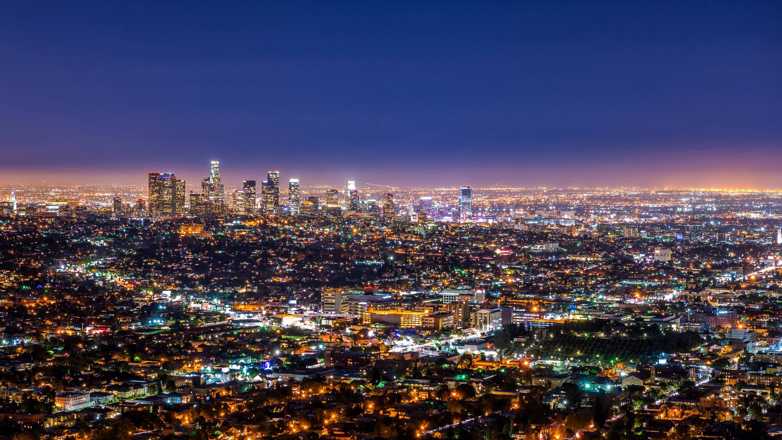hd wallpaper background id478847 2560x1440 man made los angeles 13 like