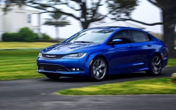Vehicles - 2015 Chrysler 200 Wallpapers and Backgrounds ID : 478383