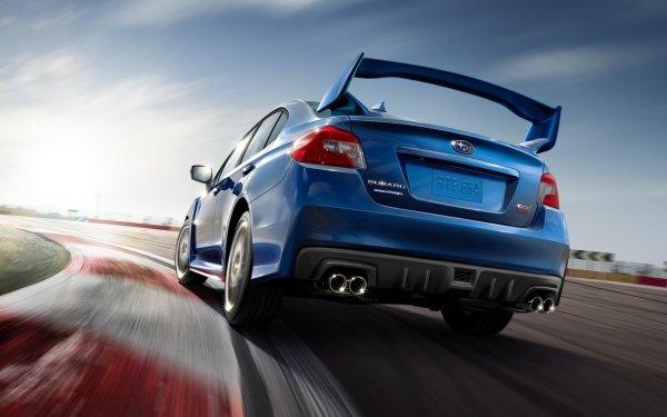 Vehicles 2015 Subaru WRX STI Subaru HD Wallpaper | Background Image