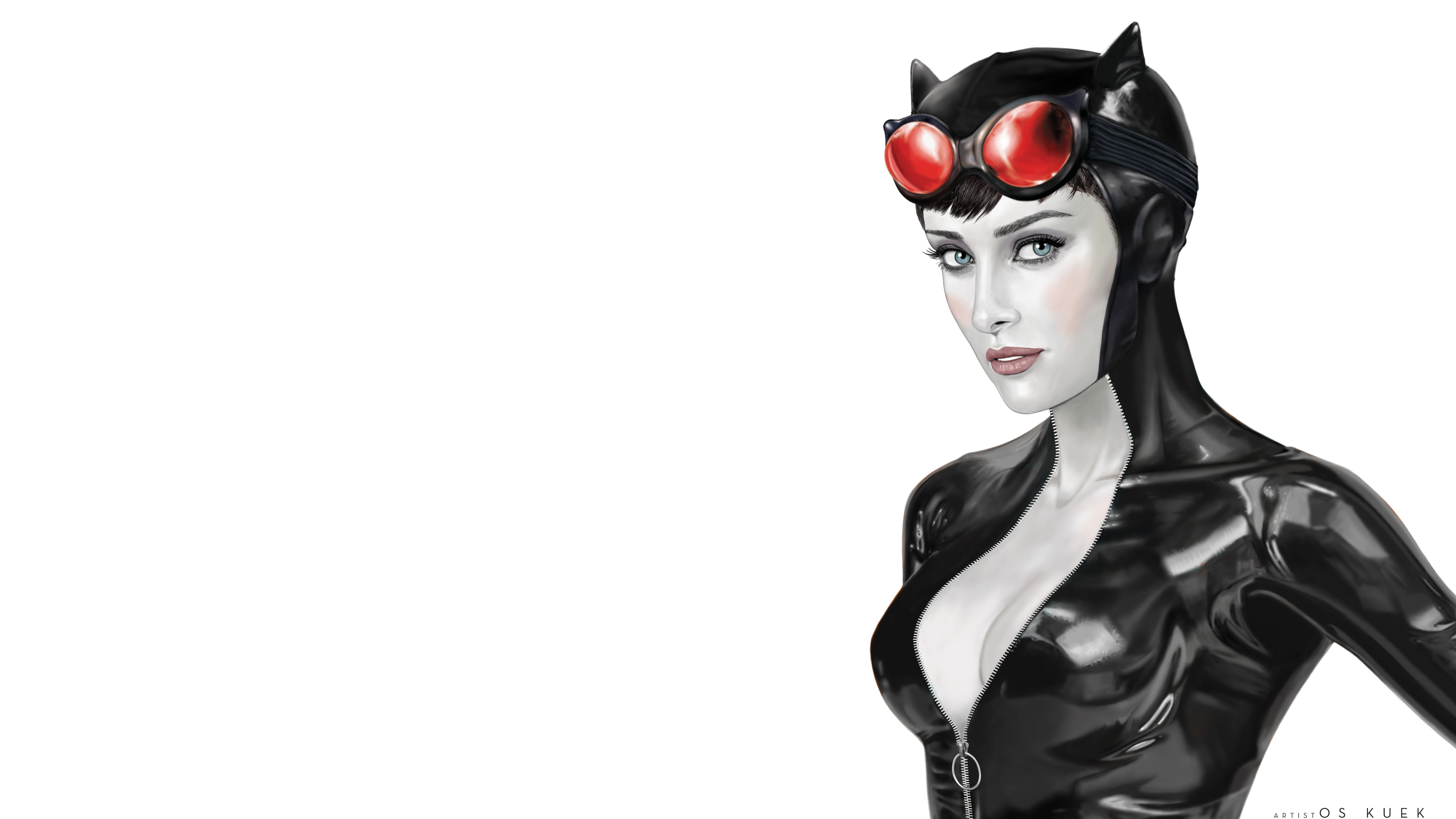 catwoman arkham city wallpaper