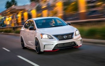 Vehicles - Nissan Sentra Nismo Concept Wallpapers and Backgrounds ID : 479320