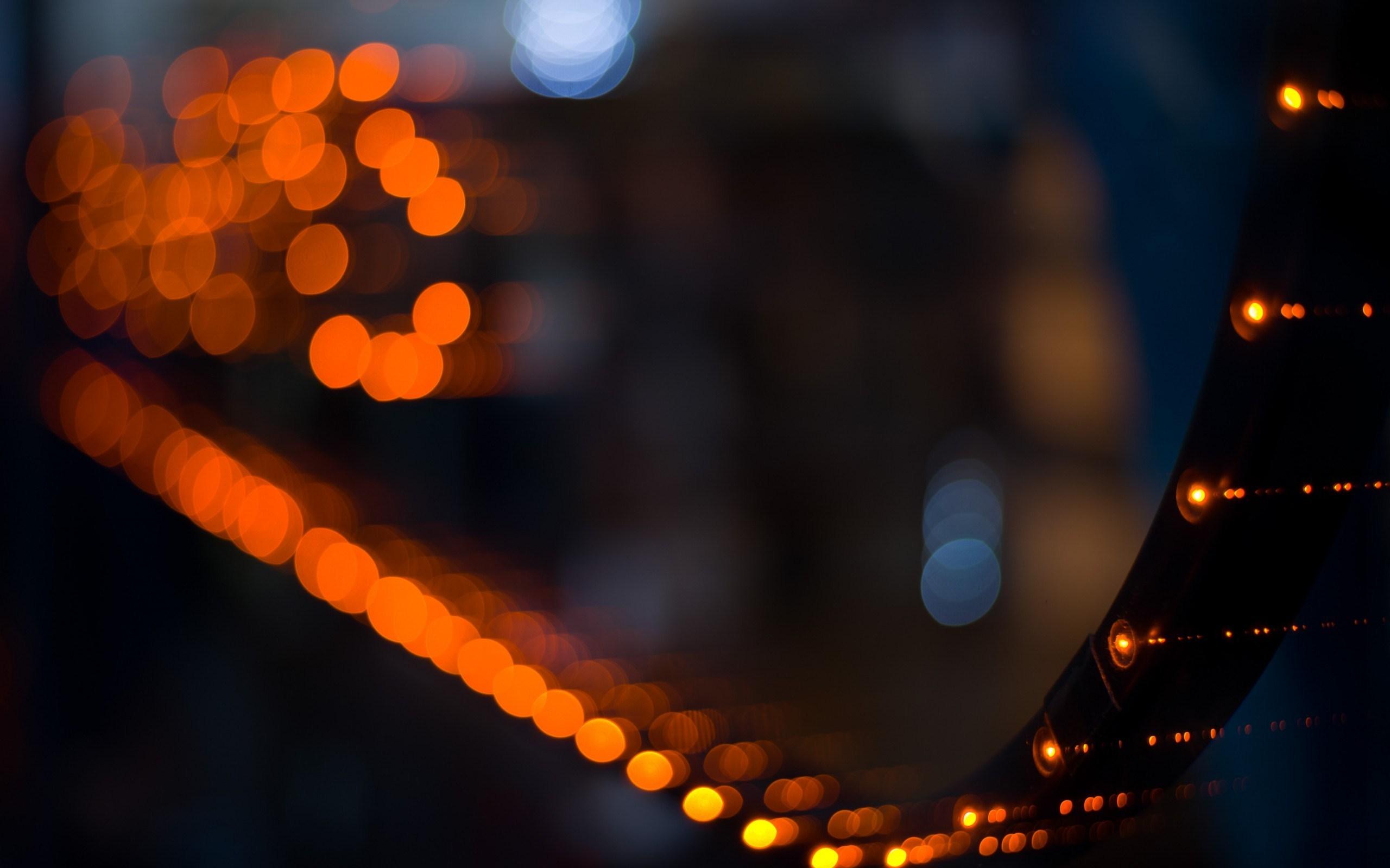 Lights Hd Wallpaper Background Image 2560x1600 Id