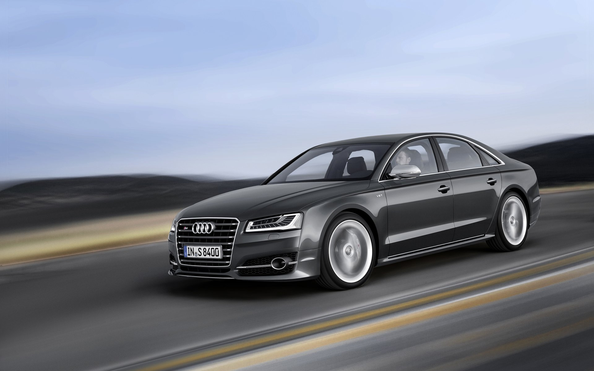 Vehicles - Audi A8  Audi Wallpaper