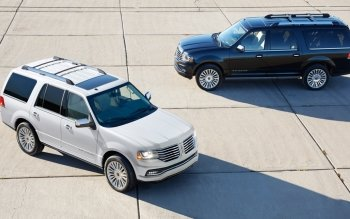 Fordon - 2015 Lincoln Navigator Wallpapers and Backgrounds ID : 480059