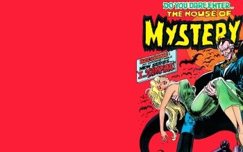 Comics - The House Of Mystery Wallpapers and Backgrounds ID : 480098