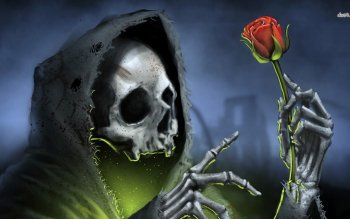 Donker - Grim Reaper Wallpapers and Backgrounds ID : 480334