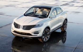 Vehicles - Lincoln Mkc Concept Wallpapers and Backgrounds ID : 480748