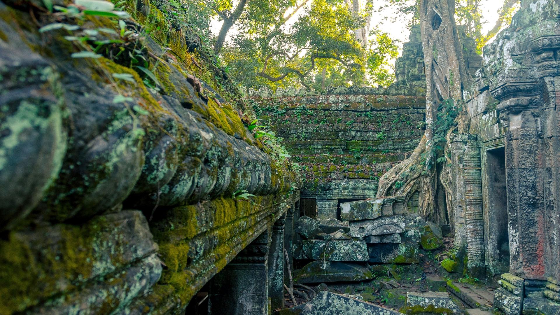 Angkor Wat HD Wallpaper | Background Image | 1920x1080 ...