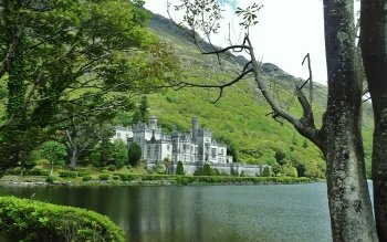 Religious - Kylemore Abbey Wallpapers and Backgrounds ID : 481011