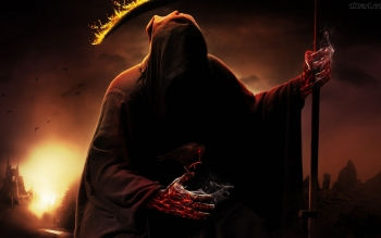 Donker - Grim Reaper Wallpapers and Backgrounds ID : 481496