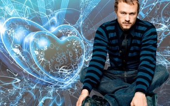 Celebrity - Heath Ledger Wallpapers and Backgrounds ID : 481898