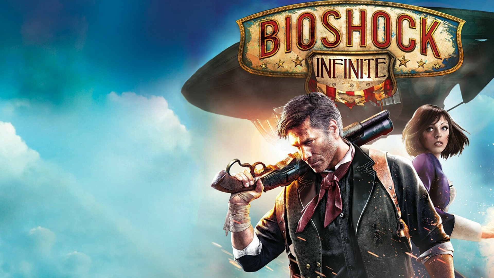 bioshock infinite computer wallpapers desktop backgrounds