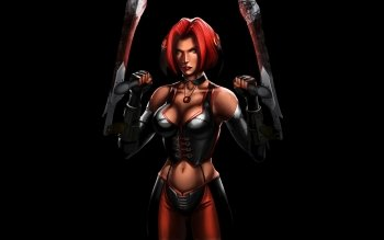 Video Game - BloodRayne  Wallpapers and Backgrounds ID : 482421