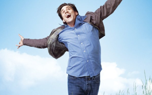 Movie Yes Man Jim Carrey HD Wallpaper | Background Image