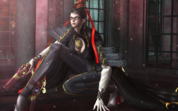 Video Game Bayonetta HD Wallpaper | Background Image