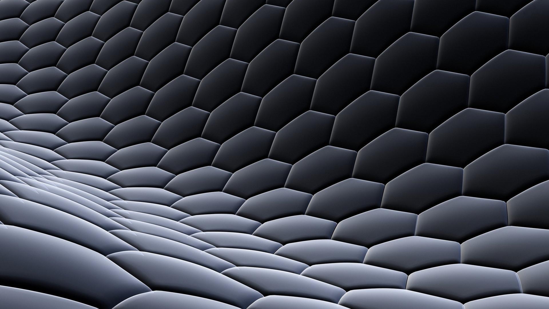 hexagon hd wallpaper background image 1920x1080 id