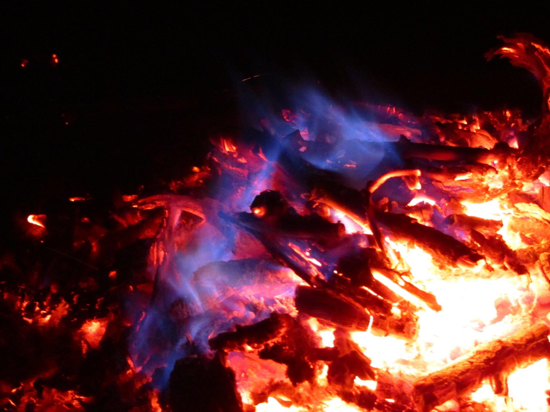 Photography - Fire  Wallpaper