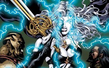 Comics - Lady Death Wallpapers and Backgrounds ID : 483119