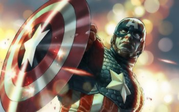 Comics - Captain America Wallpapers and Backgrounds ID : 483264