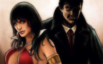 Comics - Vampirella Wallpapers and Backgrounds ID : 483525