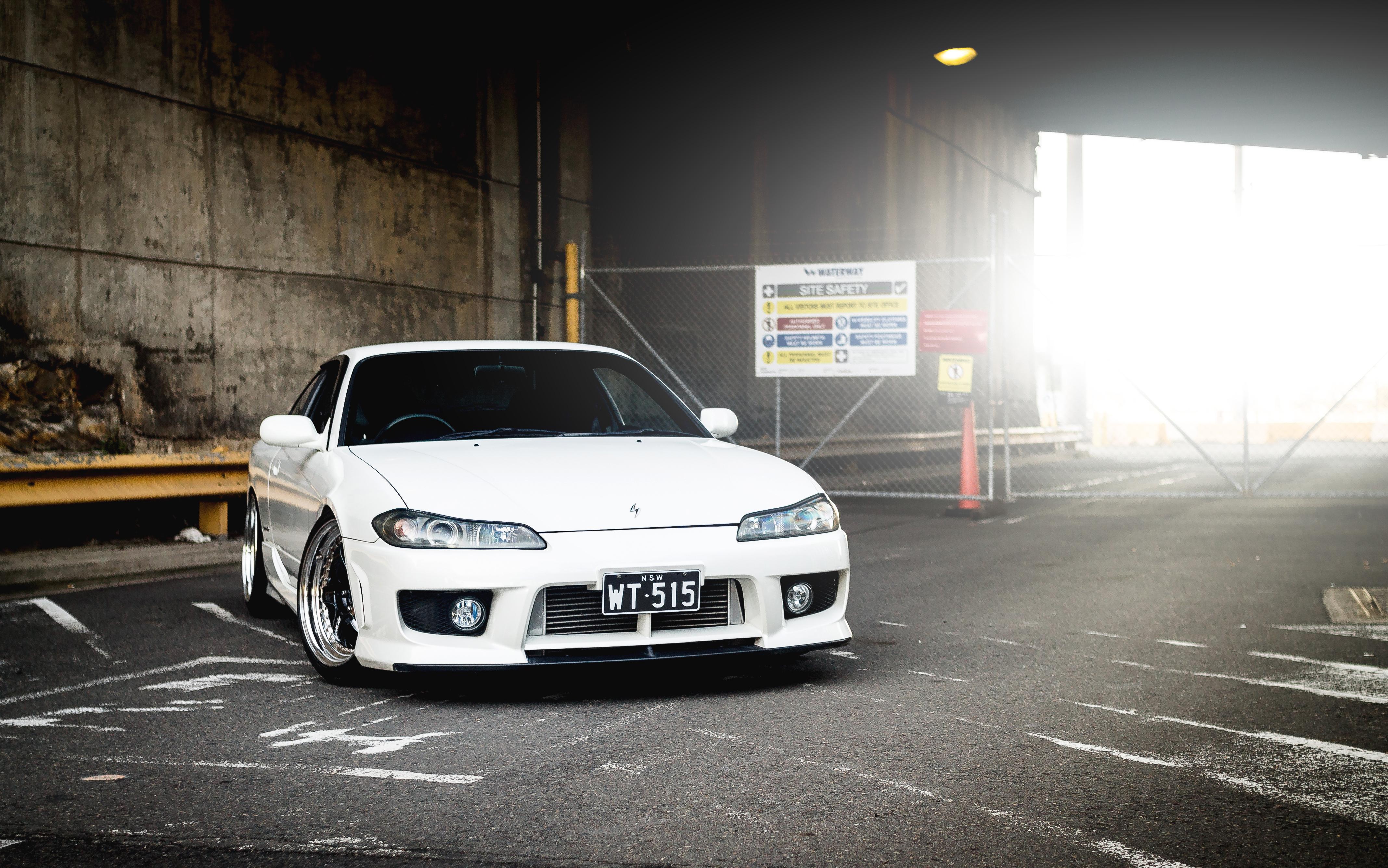 Nissan Silvia S15 4k Ultra Fondo De Pantalla Hd Fondo De