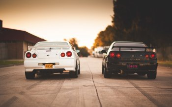 Vehicles - Nissan Skyline Wallpapers and Backgrounds ID : 484020