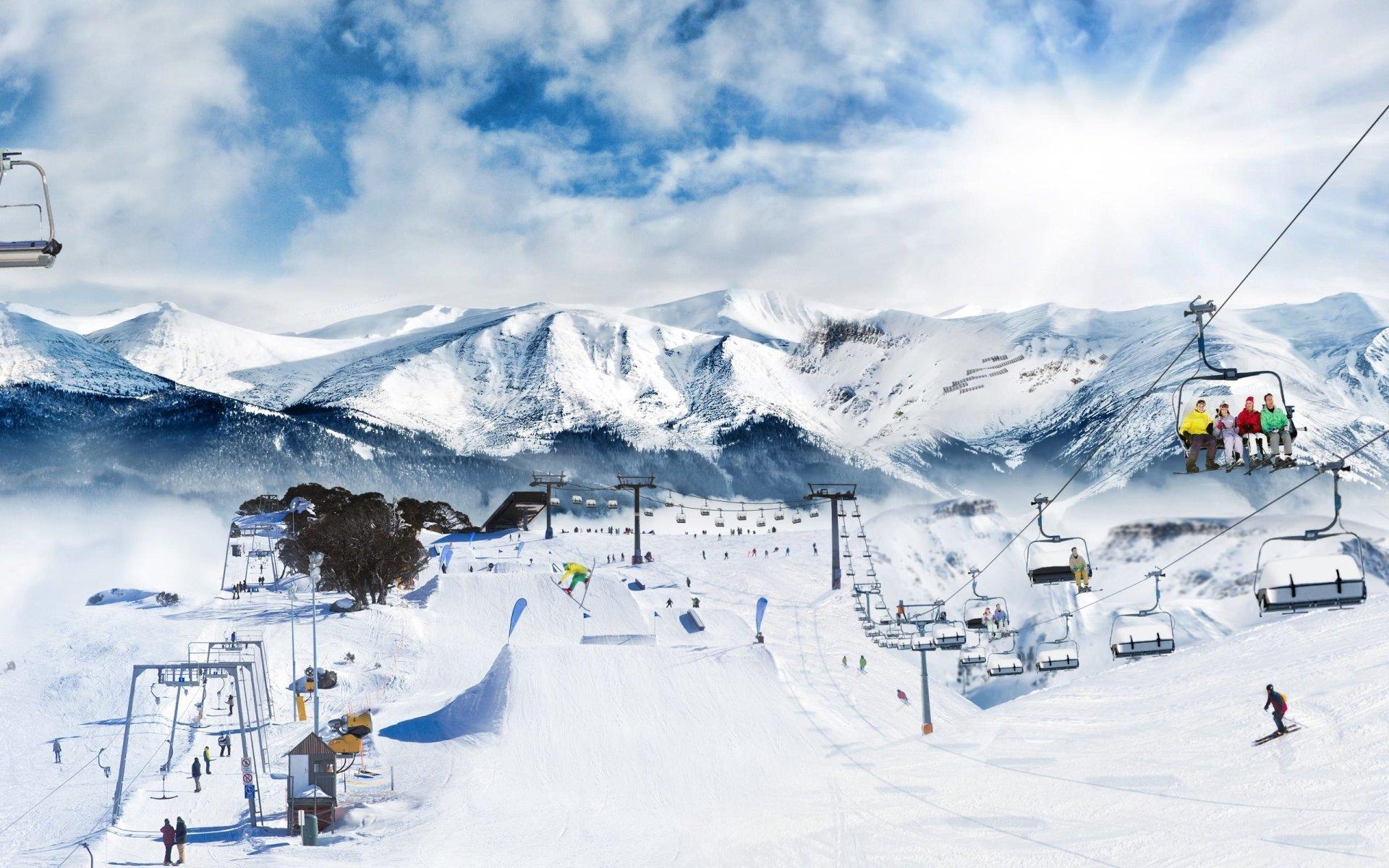 Skiing Sport Wallpaper Iphone: Skiing HD Wallpaper
