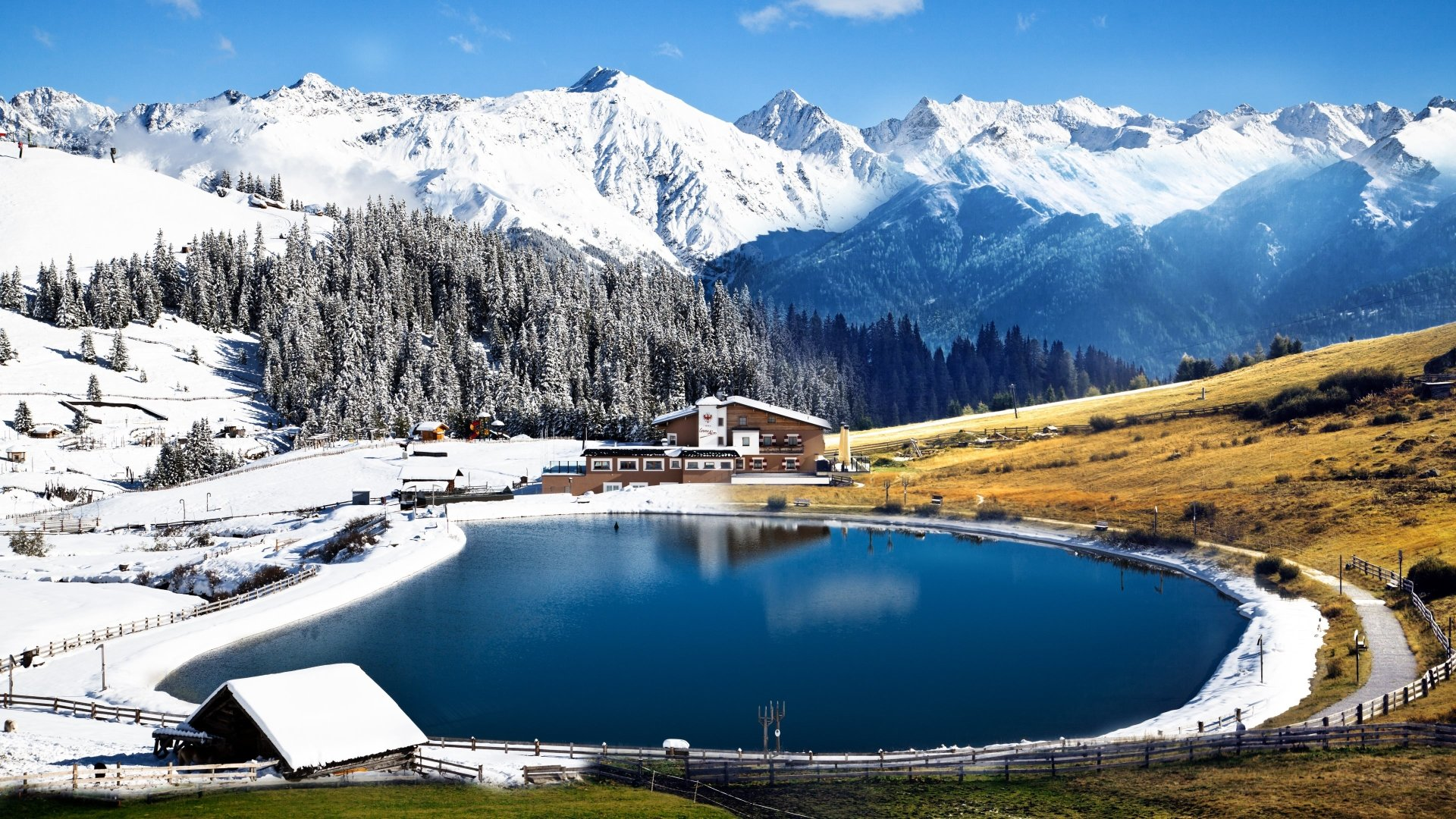 Photography - Lake  Wallpaper