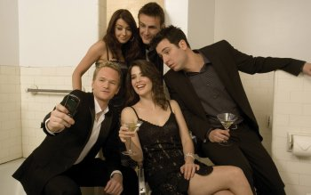 TV Show - How I Met Your Mother Wallpapers and Backgrounds ID : 485314