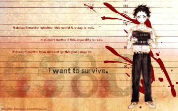 Anime - Deadman Wonderland Wallpapers and Backgrounds ID : 485437