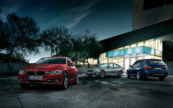 Fahrzeuge - BMW Wallpapers and Backgrounds ID : 485656