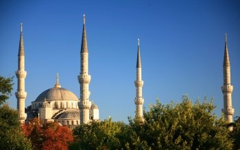 Religioso - Sultan Ahmed Mosque Wallpapers and Backgrounds ID : 485877