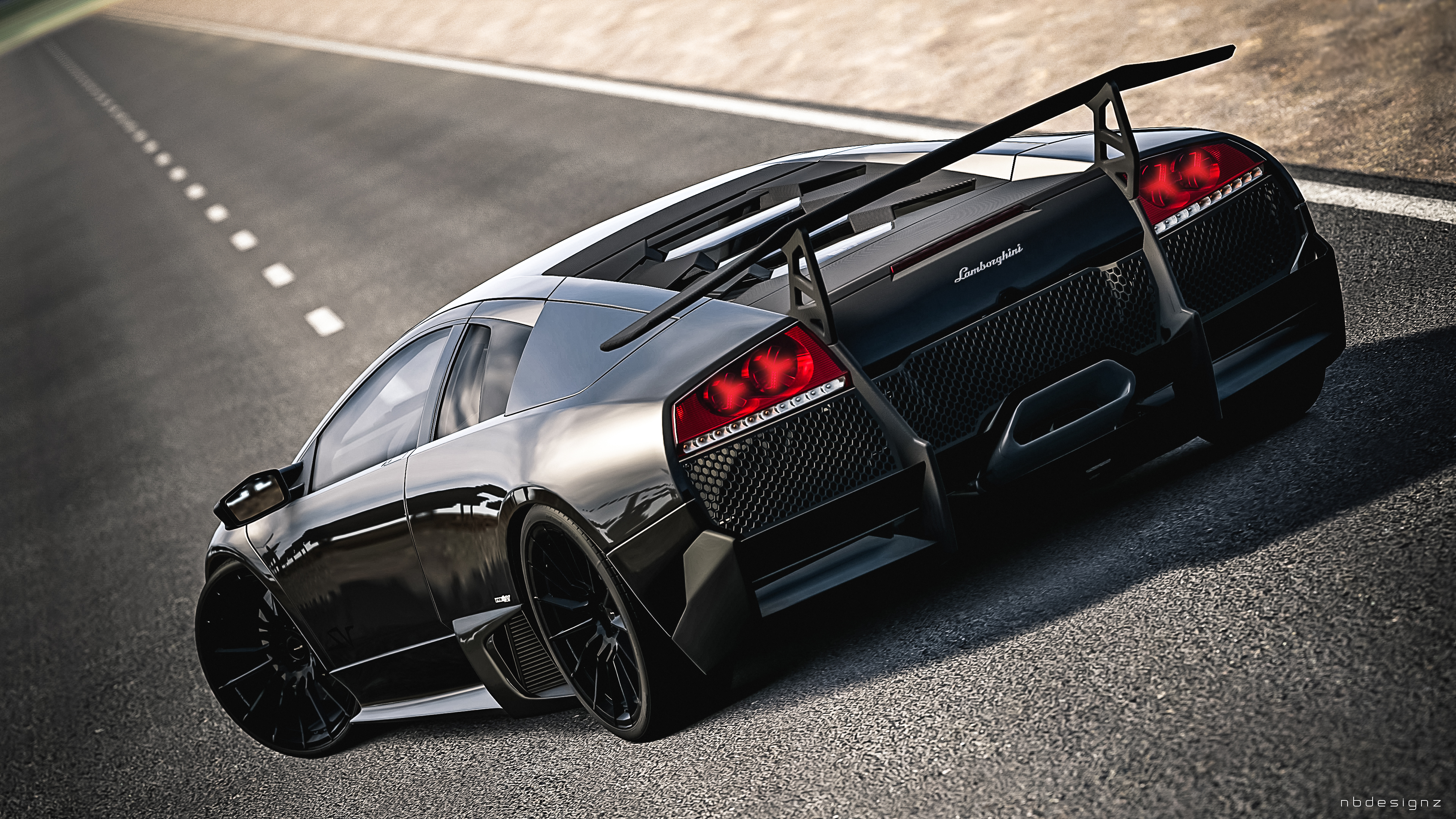 Lamborghini Murciélago 4k Ultra HD Wallpaper   Background ...