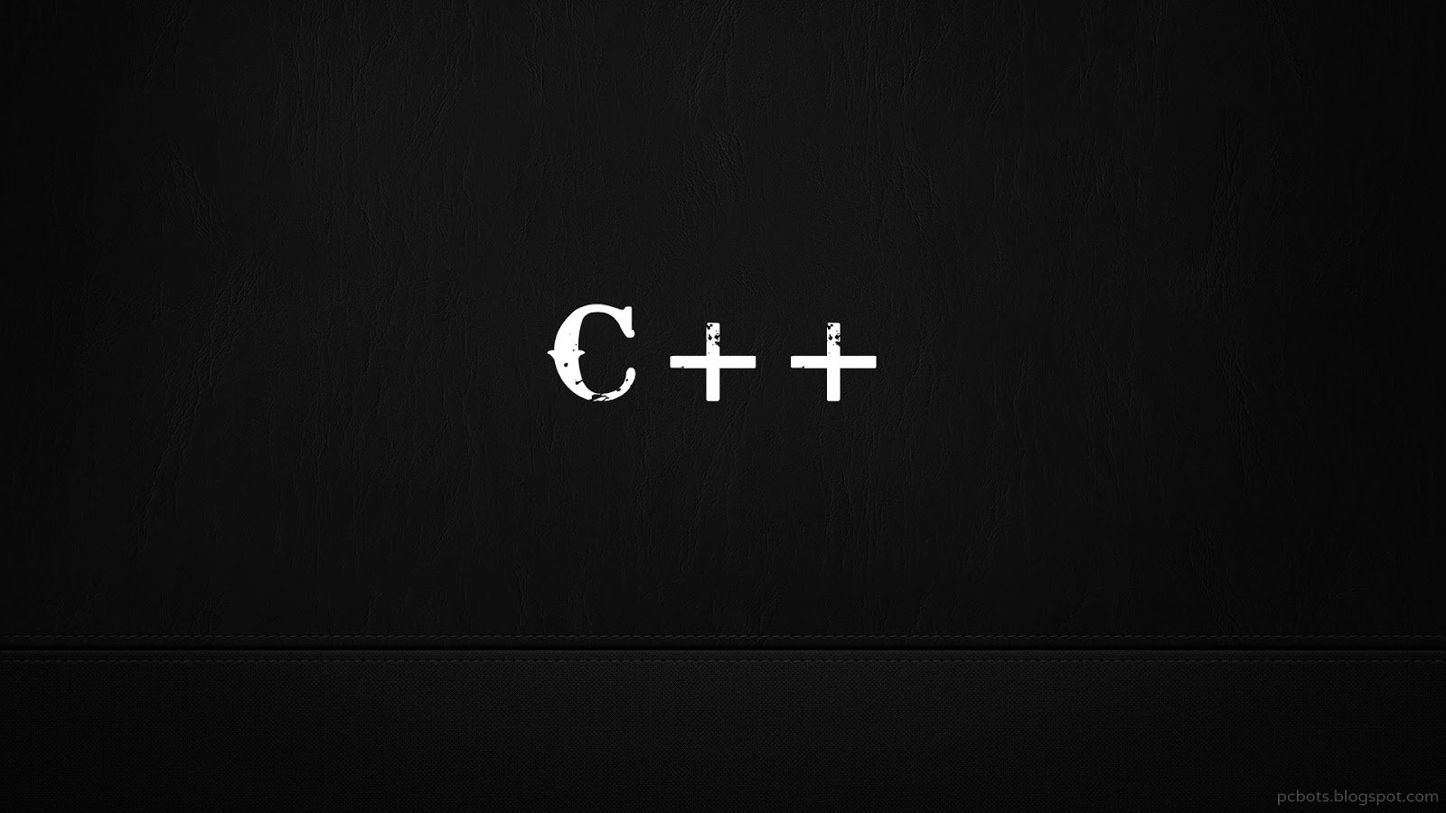 C++ Wallpaper Wallpaper and Background Image | 1600x900 ...